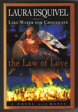 September's Wine Country Books Reader, The Law of Love by Laura Esquivel